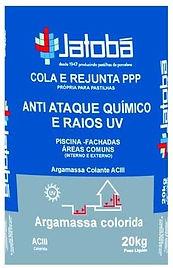 Argamassa Jatobá Antiataque Químico para Piscinas