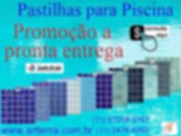 Pastilhas para Piscina em Promoção