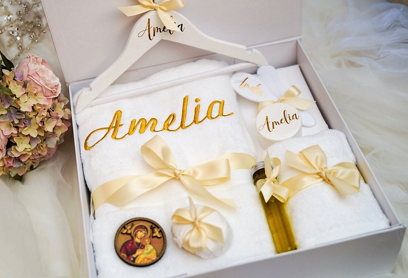 Deluxe Christening Package