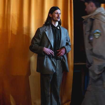PHIPPS FW20 Backstage