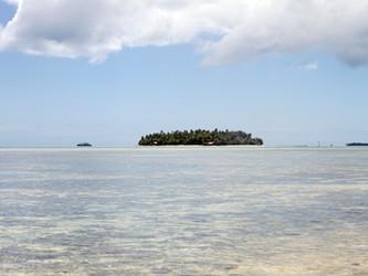 Road to Pule'anga Fakatu'i (Tonga)