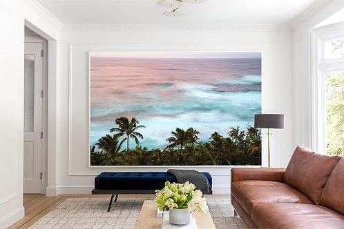Pink Ocean in Kawai