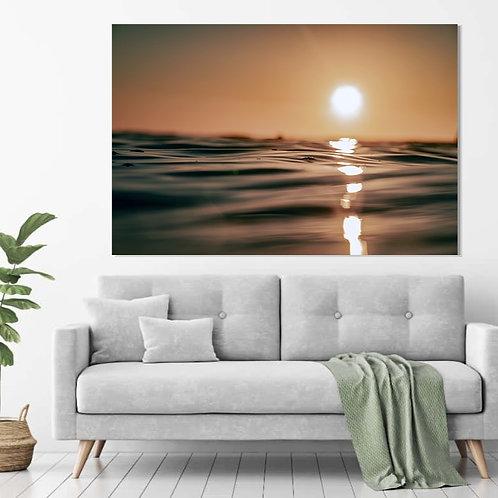 Sunset Manu Bay