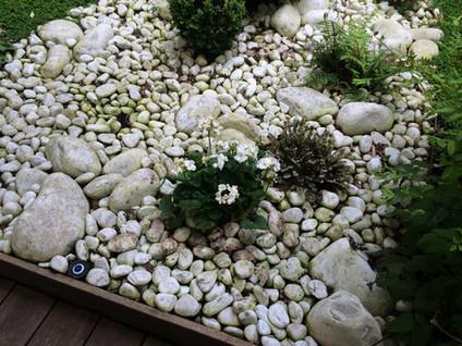 Création décor espace vert