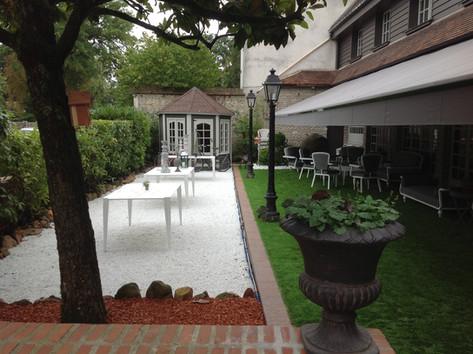 Reorgaisation jardin