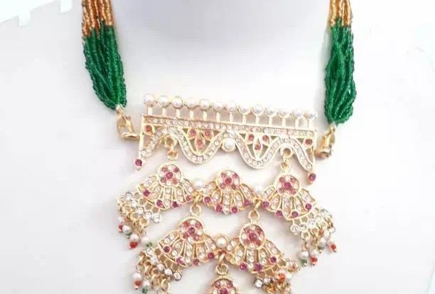 Party Wear Rajputi Necklace