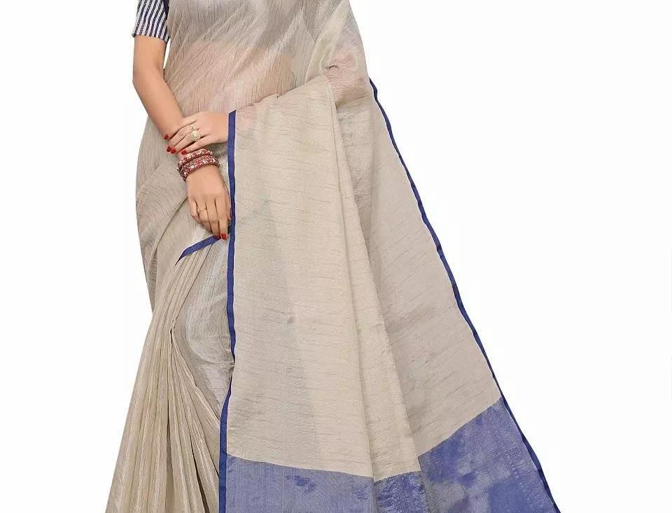 Line saree