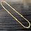 Daily Wear Gold Plated Beads Chain