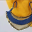 Alloy Thread Necklace