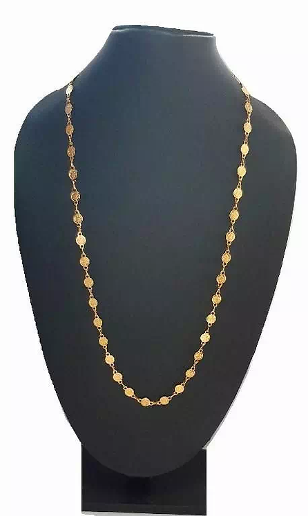 Gold Plated Necklaces Mala
