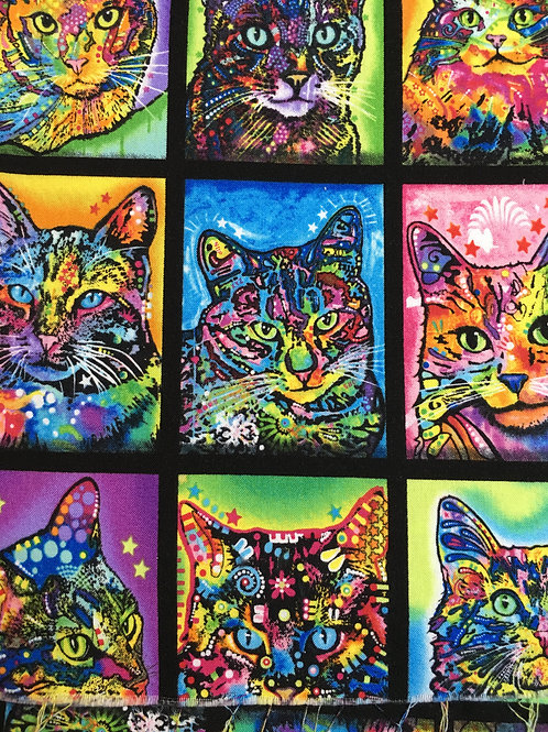 Warhol Kitties