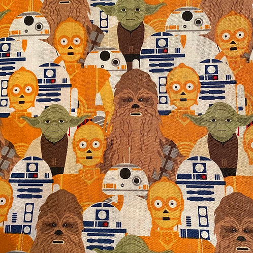 A Wookiee walks into a bar
