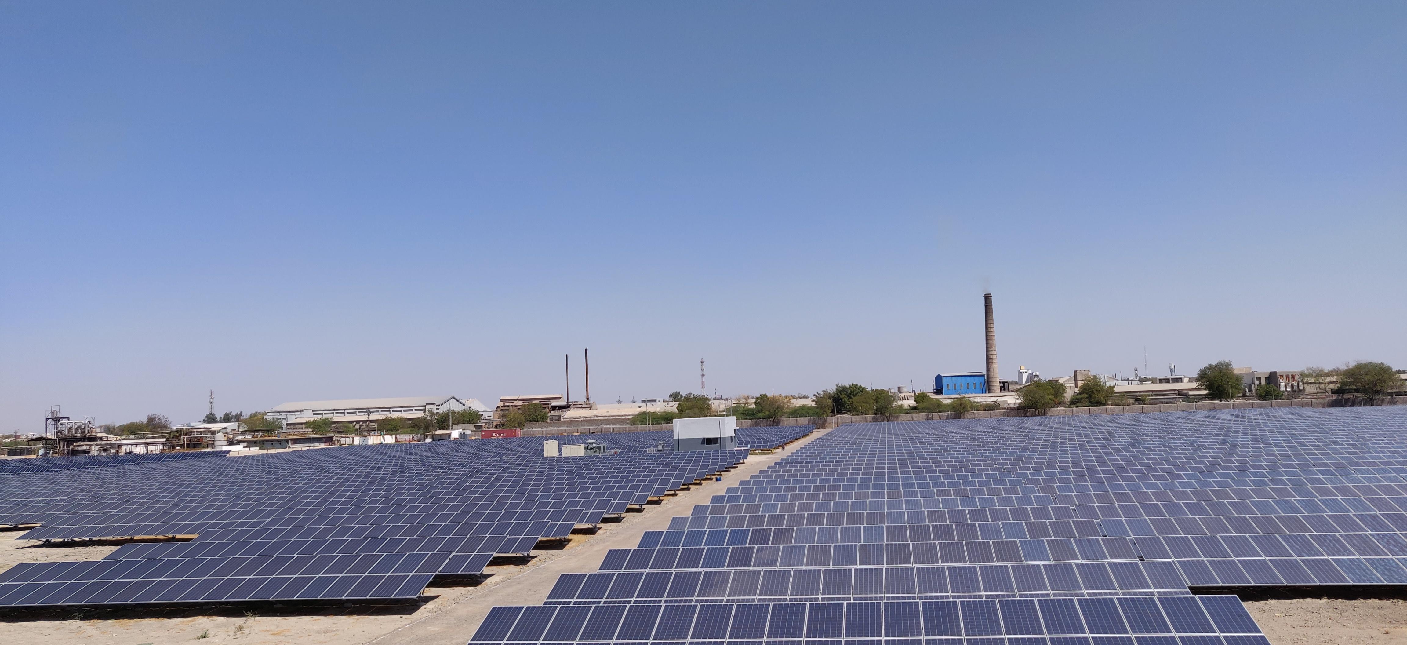 RenewSys Solar Panels, Pali, India