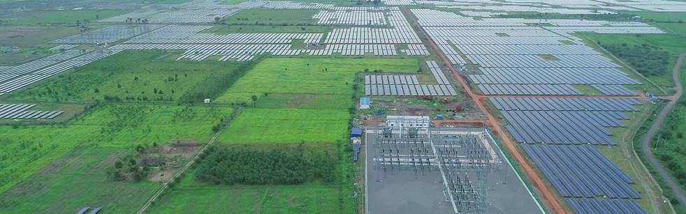 Solar Power Plant, Tuticorin