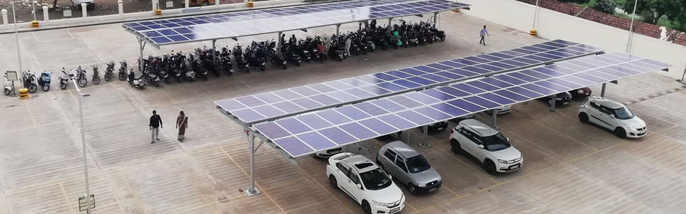 D Mart parking lot, Rajamundary, India