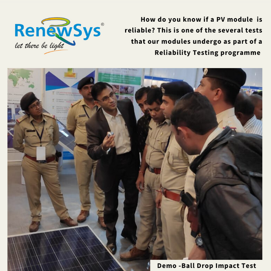 RenewSys at Lakshya Expo