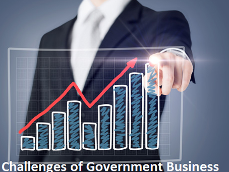 Challenges of Government Business