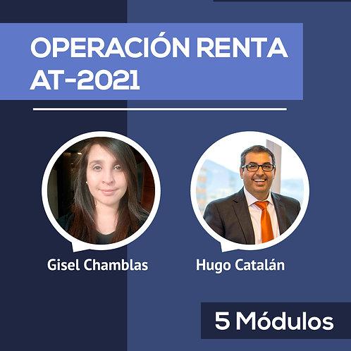 OPERACION RENTA - 5 MÓDULOS