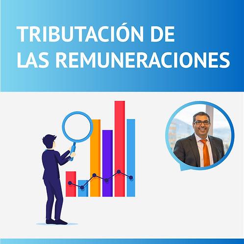Tributación de las Remuneraciones - Hugo Catalán