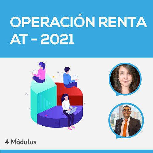 Operación Renta AT - 2021 - 4 Módulos - Gisel y Hugo