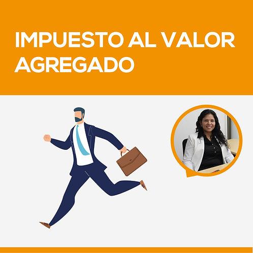 IVA en las inmobiliarias - Ruby Vásquez