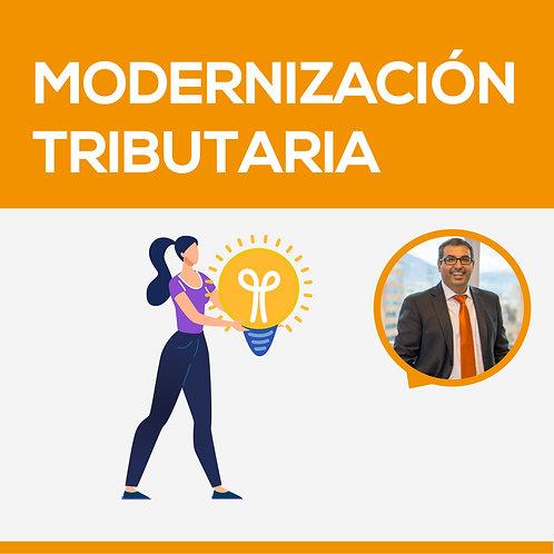 Transparencia Tributaria - Hugo Catalán