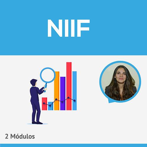 NIIF - 2 Módulos - Geraldine Flores