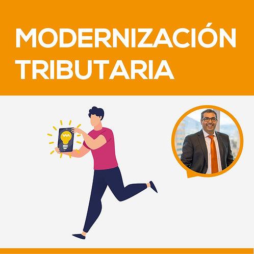 Alternativas de pago del Impuesto Único y Sustitutivo - Hugo Catalán