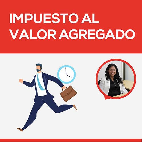 IVA en las inmobiliarias -Ruby Vásquez