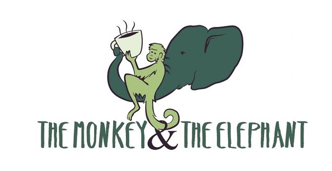 The Monkey & The Elephant