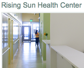 Rising Sun Health Center - PHMC