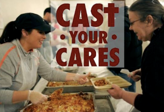 Cast Your Cares Meals
