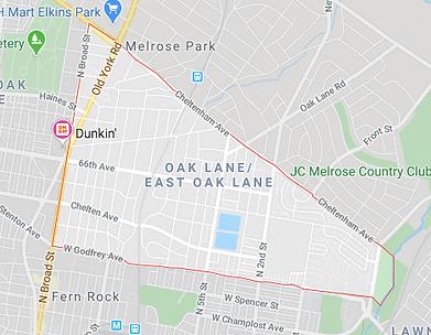 Oak Lane : East Oak Lane.png