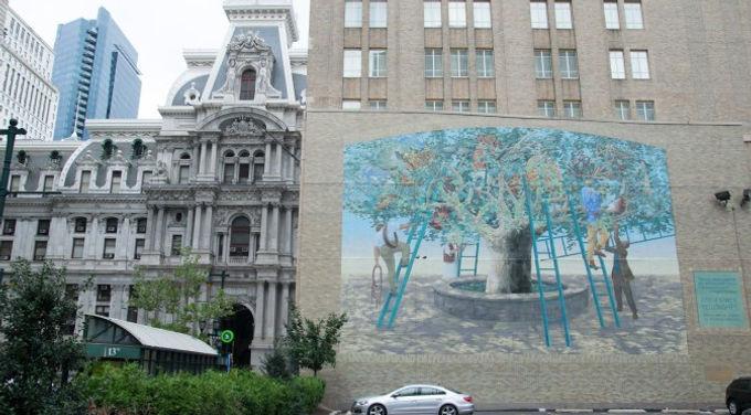 Tree of Life - Mural