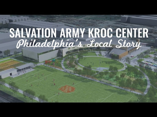 Kroc Center of Philadelphia - The Salvation Army