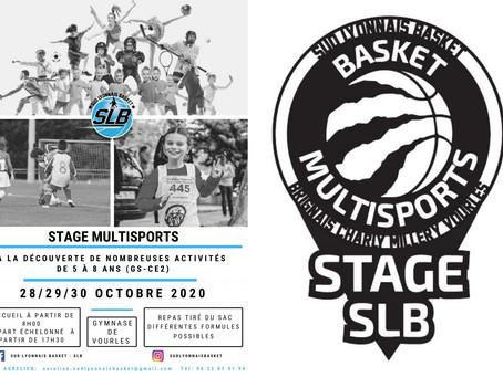 Stage multi-sport pour les 5-8 ans