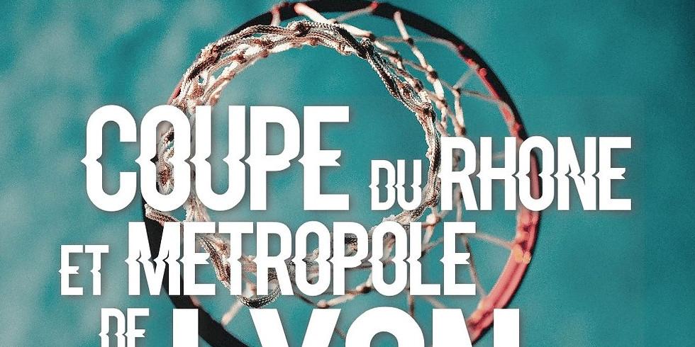 Coupe du Rhône et Métropole de Lyon - Seniors Féminins