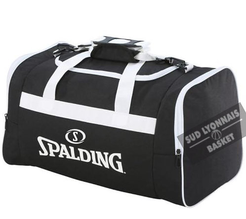 Sac Spalding Teambag noir/blanc