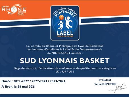 Ecole départementale Mini-Basket