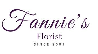 Fannie's Florist Logo - Vancouver Florist