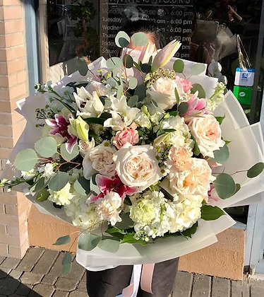 WOW Bouquet - Florist Choice