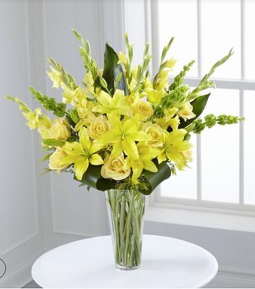 Vase Arrangement - Brighter Days