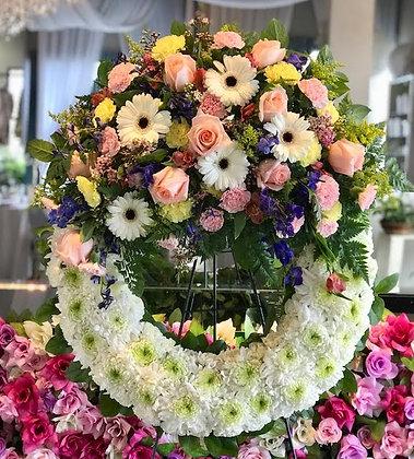 Wreath Burst - Eternal Peace