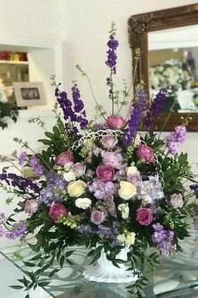 Basket - Purple Vibes