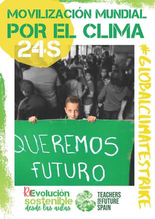 MOVILIZACIÓN MUNDIAL POR EL CLIMA_24S