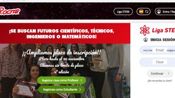 LIGA DE CIENCIAS ROCTAR
