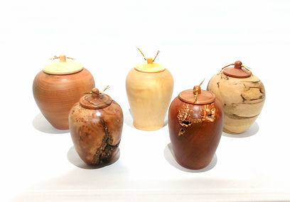 Wishing pots
