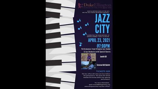 Jazz City: A Duke Ellington Birthday Celebration