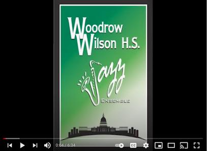 Wilson HS - Wilson Jazz Strings - This Little Light Of Mine (Mr. Paul Phifer)