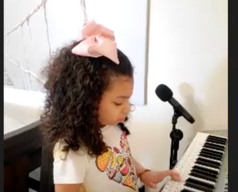 Ode To Joy Performed by Salma